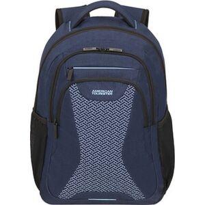 """American Tourister laptoptáska At Work laptop Bp 15,6"""" Knit 133526/6861 Blue Melange"""