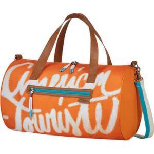 American Tourister utazótáska Fun Limit LIFESTYLE Duffle 45/18 125438/1357 Funky Orange