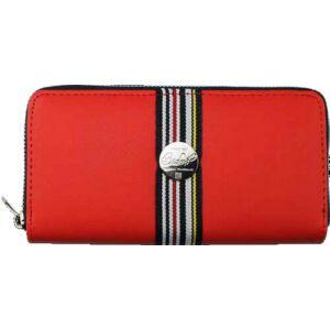 Budmil pénztárca 20 Jane 19x10cm Red/piros