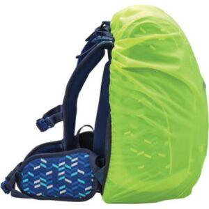 Esőhuzat Belmil Fluorescent Raincover táska kiegészítő Raincover (Fits All Bag) Yellow Sárga
