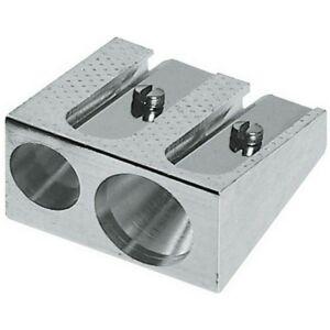 Faber-Castell hegyező 2lyukú fém prémium minőségű termék