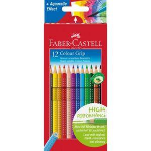 Faber-Castell színes ceruza 12db Grip 2001 Akvarell 112412