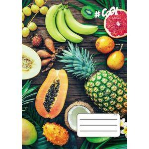 Füzet 87-32 A4 kockás Victoria Victoria COOL by Juicy fruit 32lap Irodai füzetek Victoria