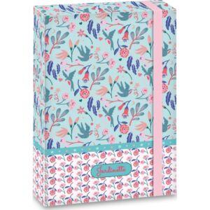 Füzetbox A5 Ars Una Jardinette (5067) 21
