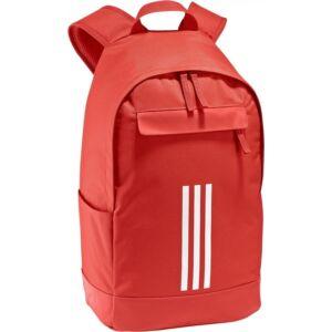 Hátizsák Adidas CG0506 Red piros fehér márkajelzéssel CLASS BP