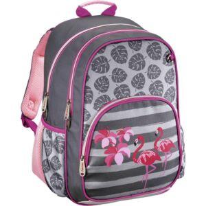 Hátizsák Hama iskolai háti Flamingó kisiskolás hátizsák Hama kollekció !
