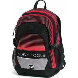 Hátizsák Heavy Tools ETTIE 19 STRIPED T18-734 Laptop Hátizsák 16,5