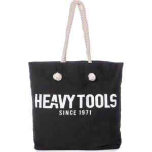 Oldaltáska Heavy Tools Fekete EBAU T19-794BL