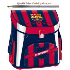 Iskolatáska Ars Una kompakt FC Barcelona (884) 19 kompakt mágneszáras Prémium kollekció