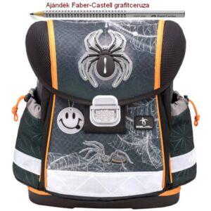 Iskolatáska Belmil ergonómikus 21' Classy anatómiai hátizsák Spider 403-13 36x32x19 kb. 19l - 900g