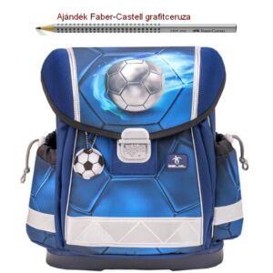 Iskolatáska Belmil ergonómikus 21' Classy  Football 4 403-13 36x32x19 kb. 19l - 900g