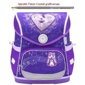 Iskolatáska Belmil ergonómikus 21' Compact anatómiai hátizsák Dancing 405-41 30.5x37x19cm kb. 19l - 920-1050g