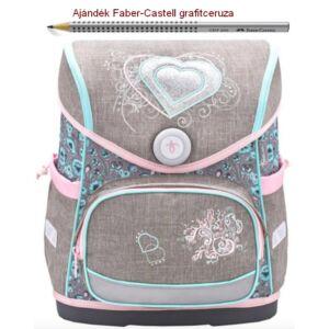 Iskolatáska Belmil ergonómikus 21' Compact anatómiai hátizsák Trendy Lo 405-41 30.5x37x19cm kb. 19l - 920-1050g