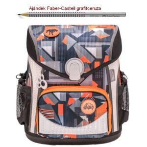 Iskolatáska Belmil ergonómikus 21' Cool Bag Cool Bag 405-42 Wild World 405-42 35x28x23cm kb. 19l - 1000g