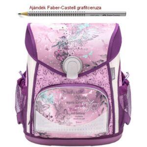 Iskolatáska Belmil ergonómikus 21' Cool Bag Magical World 405-42 35x28x23cm kb. 19l - 1000g