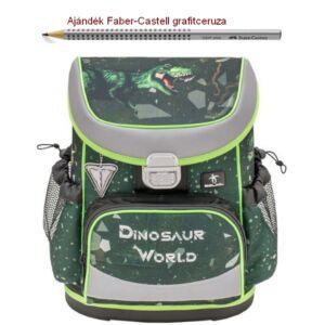 Iskolatáska Belmil ergonómikus 21' Mini-Fit Mini-Fit Dino Attack 405-33 36x28x17cm kb. 17l - 750-790g
