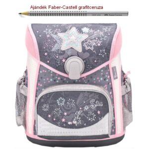 Iskolatáska Belmil ergonómikus Cool Bag Shine Like A Star 405-42 35x28x23cm kb. 19l - 1000g