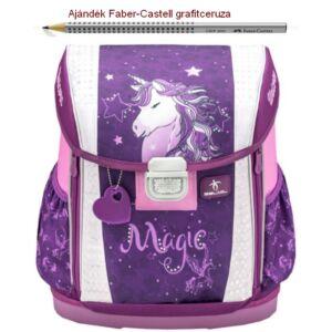 Iskolatáska Belmil ergonómikus Customize-Me Unicorn Dreams 404-20 37x31x17cm kb. 19l - 1060-1100g