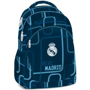 Hátizsák Ars Una Real Real Madrid focis AU 3 rekesz ergonómiku Tinédzser anatómiai háti prémium minőség
