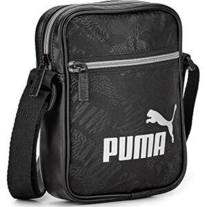 Oldaltáska Puma 21' 7697401 18x22x6cm Fekete Puma 21' iskolaszezonos kollekció