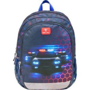 Ovis Belmil hátizsák Mini Kiddy  Plus Police 305-9 23x20x9-15cm kb.6,5l kb.260g