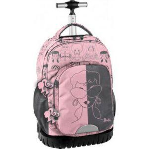 Hátizsák Paso guruLós többrekeszes rózsaszín női fej Új 2020-21-es kollekció Paso