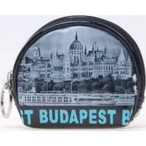 Pénztárca Női Budapest feliratos és fényképes Lívia-D Magyaros termék