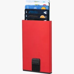 Samsonite bankkártya tartó Alu Fit 201 - Slide-Up Case 133888/1726-Red