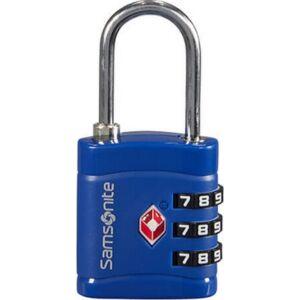 Samsonite biztonsági lakat Travell Accessor combilock 3 dial tsa li 122290/1549 Éjkék