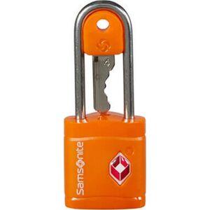 Samsonite biztonsági lakat Travell Accessor key lock tsa 121293/1641 Narancs