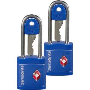 Samsonite biztonsági lakat Travell Accessor key lock tsa x2 121294/1549 Éjkék