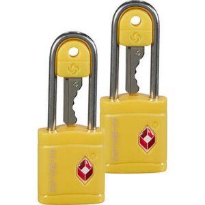 Samsonite biztonsági lakat Travell Accessor key lock tsa x2 121294/2022 Napraforgó