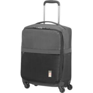 Samsonite bőrönd 55/18 Pow-her spinner 4 kerekű 123643/1041 fekete