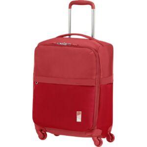 Samsonite bőrönd 55/18 Pow-her spinner 4 kerekű 123643/1869 paradicsom piros