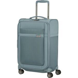 Samsonite bőrönd 55/20 Airea spinner Exp Length 133622/6390-Smoke Blue