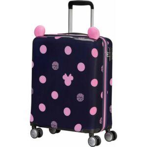Samsonite bőrönd 55/20 Color Funtime Disney SPIN 55/20 Disney 134560/9022-Minnie Pink Dots