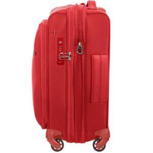 Samsonite bőrönd 55/20 exp Karissa Biz spinner 4 kerekű 123877/0507 Formula piros