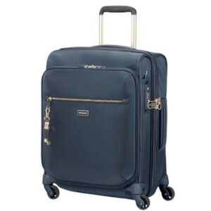 Samsonite bőrönd 55/20 exp Karissa Biz spinner 4 kerekű 123877/1265 sötét tengerkék