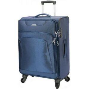 Samsonite kabinbőrönd 55/20 Spark 40X55X20 textil bőrönd 87549/1686 olajkék