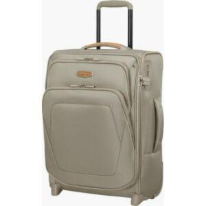 Samsonite bőrönd 55/20 kabin SPARK SNG ECO TEXTIL bőrönd SPINNER 115759/1775 Sand