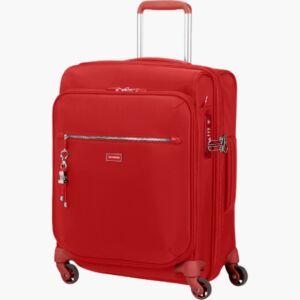 Samsonite bőrönd 55/20 Karissa Biz mob.off.sp. quickacc 123876/0507 Formula piros