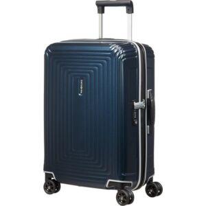 Samsonite bőrönd 55/20 Neopulse Dlx spinner 55/20 Width 23Cm 105647/6495-matte Midnight Blue