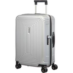 Samsonite bőrönd 55/20 Neopulse Dlx spinner 55/20 Width 23Cm 105647/6496-matte Sky Silver