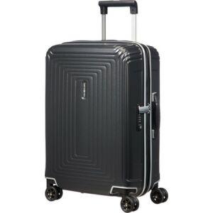 Samsonite bőrönd 55/20 Neopulse Dlx spinner 55/20 Width 23Cm 105647/6494-matte Titanium