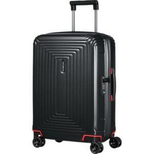 Samsonite bőrönd 55/20 Neopulse spinner 4 kerekű 105646/4386 matt Fekete 5 év garancia