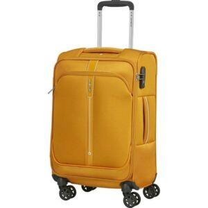 Samsonite bőrönd 55/20 Popsoda spinner 4 kerekű 123536/1924 Sárga