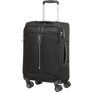 Samsonite bőrönd 55/20 Popsoda spinner 4 kerekű 123536/1041 Fekete