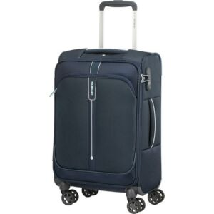 Samsonite bőrönd 55/20 Popsoda spinner 4 kerekű 123536/1247 Sötétkék