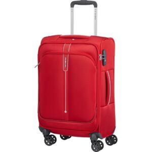Samsonite bőrönd 55/20 Popsoda spinner 4 kerekű 123536/1726 Piros