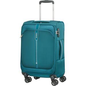 Samsonite bőrönd 55/20 Popsoda spinner 4 kerekű 123536/2824 Zöldeskék